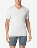 Second Skin High V-Neck Stay-Tucked Undershirt 2.0 Image