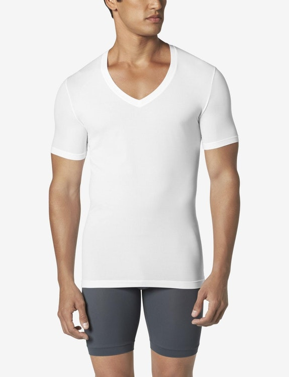 Second Skin Deep V-Neck Stay-Tucked Undershirt 2.0