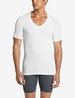 Cool Cotton Deep V-Neck Stay-Tucked Undershirt 2.0 Image