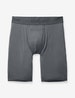 Second Skin Boxer Brief 3 Pack, Turbulence Grey