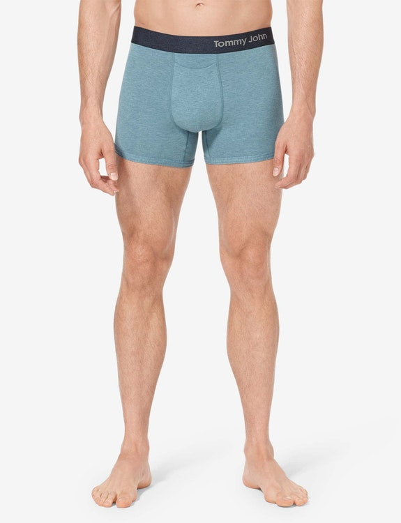 Cool Cotton Trunk, Fall Solid Heather