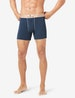 Second Skin Relaxed Fit Boxer, Rose Gold Contrast Stitch
