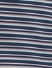 Cool Cotton Square Cut, Fall Stripe