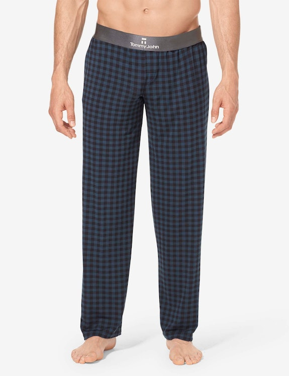 Second Skin Gingham Lounge Pant