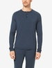 Long Sleeve Lounge Henley