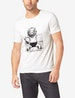 Second Skin Crew Neck Graphic Tee, Lion