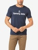 Second Skin Crew Neck Graphic Tee, Tommy John Large Logo