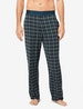 Second Skin Plaid Lounge Pant Image