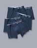 Cool Cotton Trunk 5 Pack, Navy