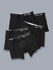Cool Cotton Black Trunk 5 Pack Image