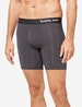 Cool Cotton Mid-Length Boxer Brief Image