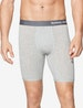 Cool Cotton Boxer Brief, Solid Heather Image