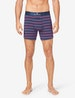 Second Skin Relaxed Fit Boxer, Stripe