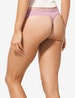 Women's Second Skin Thong, Solid