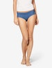 Women's Cool Cotton Brief, Lace Waistf