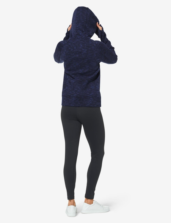 Women's Go Anywhere® Full Zip Spacer Hoodie