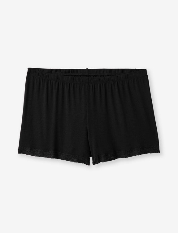 Second Skin Lace Lounge Short