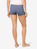 Women's Cool Cotton Boyshort, Solid Heather