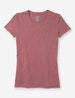 Women's Second Skin Crew Neck Tee