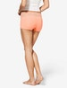 Women's Cool Cotton Boyshort, Lace Waist Image