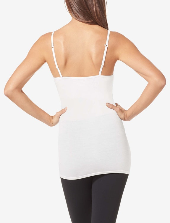 Women's Second Skin Built-in Bra Camisole