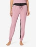 Women's Lounge Jogger, Colorblock Image
