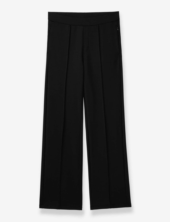 Women's Go Anywhere® Pintuck Wide Leg Pant