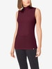 Women's Go Anywhere® Quick-Dry Sleeveless Mockneck Tee Image