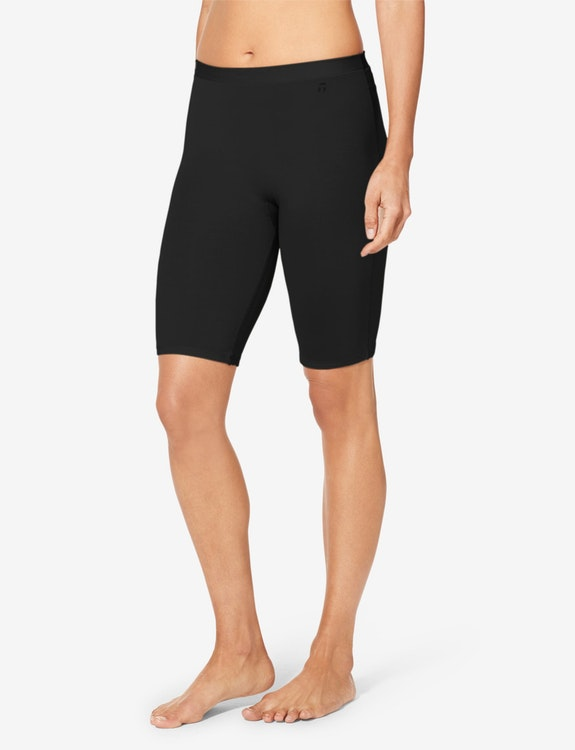"Women's Second Skin Slip Shorts - 10"" inseam"