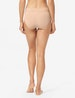 Women's Second Skin High Rise Brief, Lace Waist