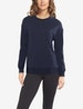 Women's Luxe French Terry Sweatshirt Image