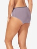 Women's Air Mesh Trim High Rise Brief Image