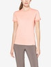 Women's Go Anywhere® Quick Dry Rib Trim Tee Image