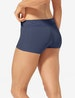 Women's Second Skin Boyshort, Lace Waist Image