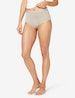 Women's Second Skin High Rise Brief, Luxe Rib
