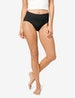 Women's Second Skin High Rise Brief Image
