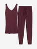 Women's Winetasting Tank & Jogger Lounge Set Image